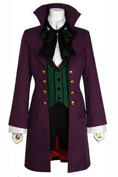 Black Butler Season 2 Earl Alois Trancy cosplay costume image