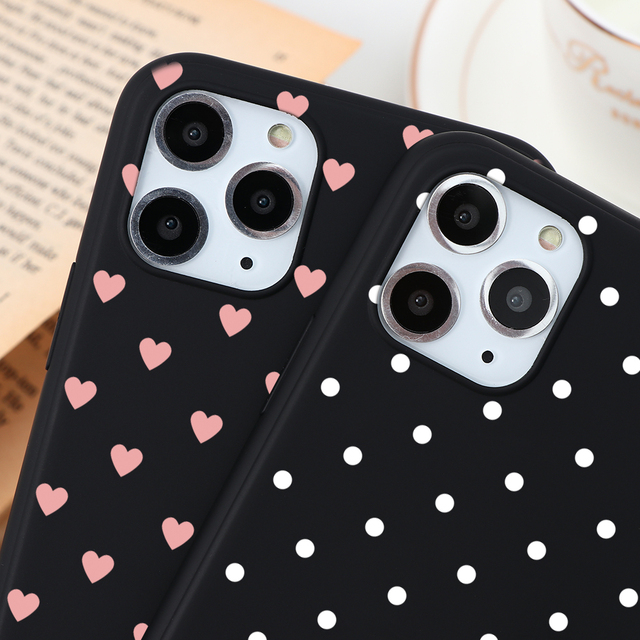 Love Soft Case for iPhone 12/12 Max/12 Pro/12 Pro Max 2