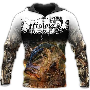 PLstar Cosmos New Fashion Animal Fishing Art Harajuku casual Tracksuit Funny 3D Print Hoodies/Sweatshirt/Jacket/Mens Womens -16