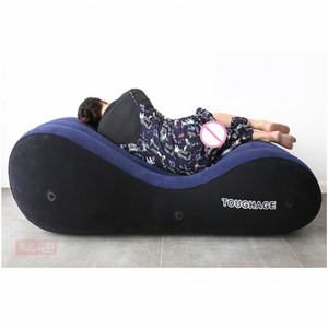 Image 3 - Toughage Portable Inflatable Sex Pillow Chair Adult Sex Bed Helpful Adult Sex Sofa Inflatable Pad Adult Sex Fun Furniture PF3207