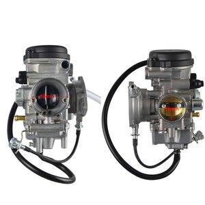 Image 5 - PD33J Carburetor Carb For Yamaha Kodiak Big Bear Bruin Wolverine Grizzly 400 450 350 YFM YFM400 ATV