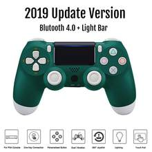 Bluetooth 4.0 Nirkabel Game Controller untuk PlayStation 4 Konsol Dual Shock Joystick Gamepad untuk Ps4 Controller Charger(China)