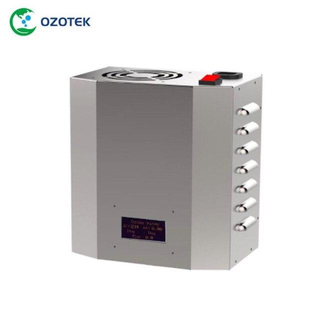 5 gr/std Ozon wasser generator für krankenhaus wasser behandlung 1 3ppm ozon wasser konzentration