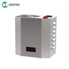 Generador de agua de ozono para tratamiento hospitalario, 5 g/h, 1 3ppm, concentración de agua de ozono