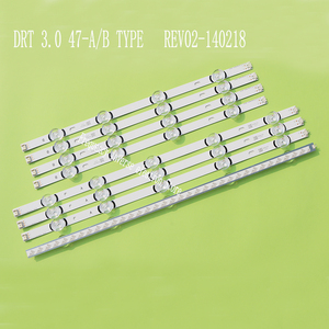 "Image 1 - LED Backlight Strip 9หลอดไฟสำหรับLG 47 ""ทีวีDRT 3.0 47"" 47LB631V 47LB6300 47GB6500 47LB652V 47lb650v LC470DUH 47LB5610 47LB565V"
