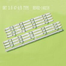 """LED Backlight strip 9 Lamp For LG 47"""" TV DRT 3.0 47"""" 47LB631V  47LB6300 47GB6500 47LB652V 47lb650v LC470DUH 47LB5610 47LB565V"""