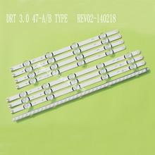 Светодиодная подсветка полосы 9 светильник для LG 47 ТВ иннотек ДРТ 3.0 47LB6300 47GB6500 47LB652V 47lb650v LC470DUH 47LB5610 47LB565V