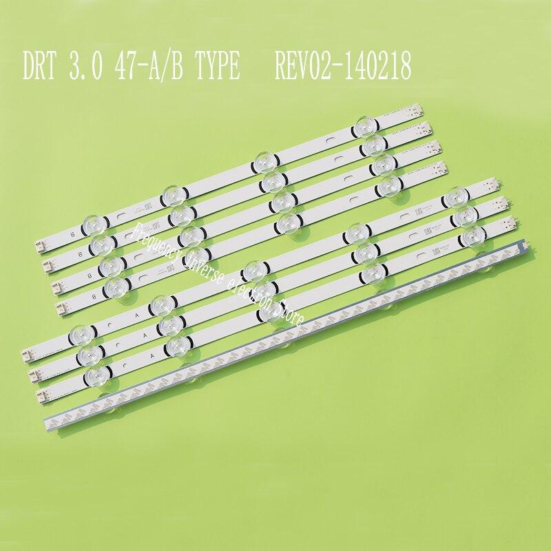 LED bande de Rétro-Éclairage 9 Lampe Pour LG 47
