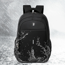 цены на Waterproof Laptop Backpack Women Men 15.6 Notebook Bagpack School Bag Male Large Back Pack Travel Backpacks For School Teenagers  в интернет-магазинах