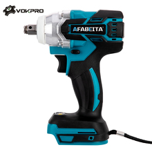Wrenches-Screwdriver Power-Tools Brushless-Impact-Wrench Cordless Electric 1/2-Socket