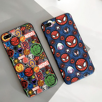 Spiderman and Marvel Phone Cases for IPhone (5 Designs) 1