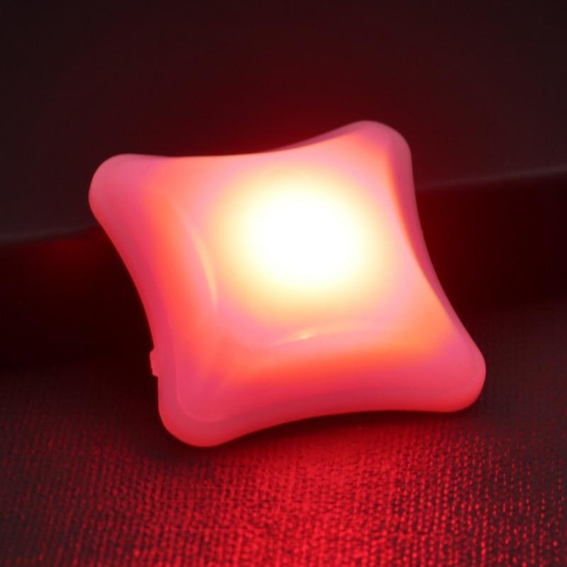LED Signal Light Indicator Helmet Light Molle Hunting Vest Lights Survival Lamp