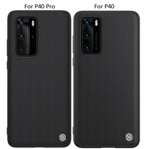 Image 2 - Nillkin Textured nylon Texture Pattern Case For Huawei P40 Pro