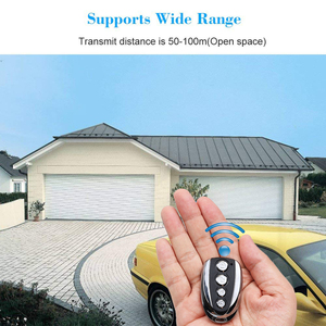 Image 5 - Kebidu Wireless 433Mhz Remote Control Cloning Gate for Garage Door Copy 433.92Mhz Remote Control Portable Duplicator