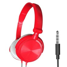 Earphone Headset Earbuds Wired Over Ear HiFi Sound Music Stereo Earpods With/Without Microphone Games Computer Phone