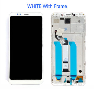 Image 4 - Screen Replacement For Xiaomi Redmi 5 Plus LCD Display & Touch Screen Digitizer Assembly For Redmi Note 5 Global Snapdragon 625
