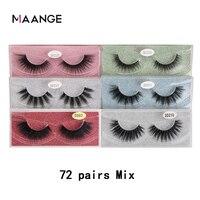 72 pairs mix