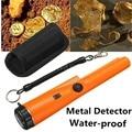 Pinading металлический детектор ручной зонд детектор металла светильник статического охранной сигнализации инструмент-указатель инструмент ...