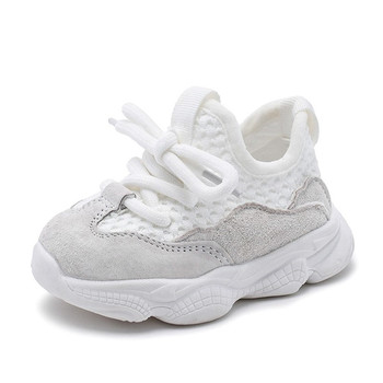 DIMI 2020 Spring/Autumn Baby Girl Boy Toddler Shoes Casual Infant Sport Shoes Soft Bottom Comfortable Breathable Kid Sneaker