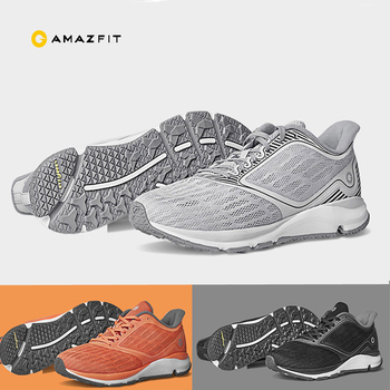 Mijia man women Amazfit Antelope Light Outdoor Sports Sneaker ERC Material Goodyear Rubber Support Chip Sports shoes 2
