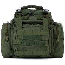 Outdoor Men Army Camping Hiking Hunting Bag Magazine-Pouch Fishing Bag Tactical Pockets Portable Fishing Waist Bag Camera Bag