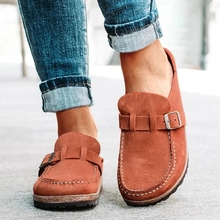 цена на New Women Flats Shoes Office Summer Loafers Candy Color Slip on Flat Shoes Flats Comfortable Ladies Shoe Zapatos Mujer Big Size