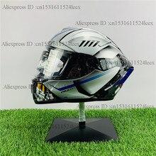 Full Face Motorcycle Helmet X14 YAMA R1M Helmet Black Ant Ri