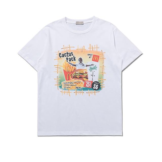 Travis Scott Cactus Jack T-Shirt 1