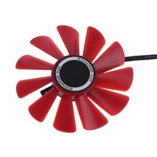 2 stücke 85mm RX-570-RS RX-580-RS FD10U12S9-C Fan für XFX RX470 RX570 RS RX580 RS