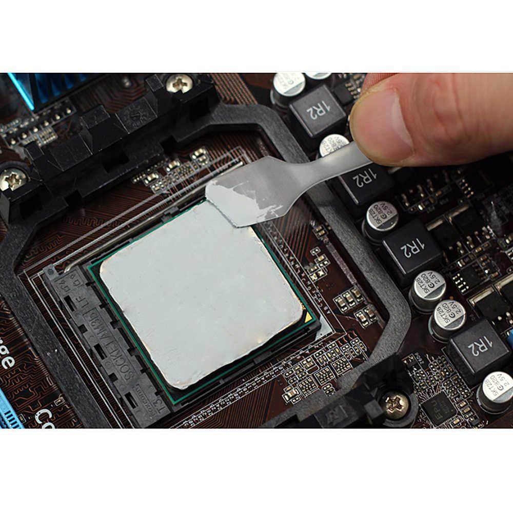 Tishric 10 PC 1G 3G 7G 15G GD900 CPU Làm Mát Nhiệt Dầu Mỡ Silicone Lớn bạc Hợp Chất Dẫn Điện VGA Tản Nhiệt