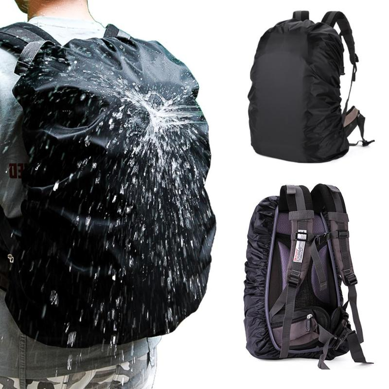 60/70/80L Waterproof Outdoor Backpack Rain Cover Climbing Knapsack Raincover With Storage Bag Hiking Travel Bag Rain Cover
