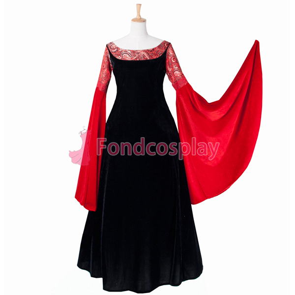 Arwen Dress Gown Movie Costume Cosplay Tailor-made[G170]
