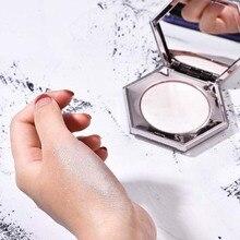 все цены на 2 Colors Bronze Highlighter Illuminator Makeup Glow Kit Face Brightener Contouring Liquid Highlight Powder Palette  Mashedpotato