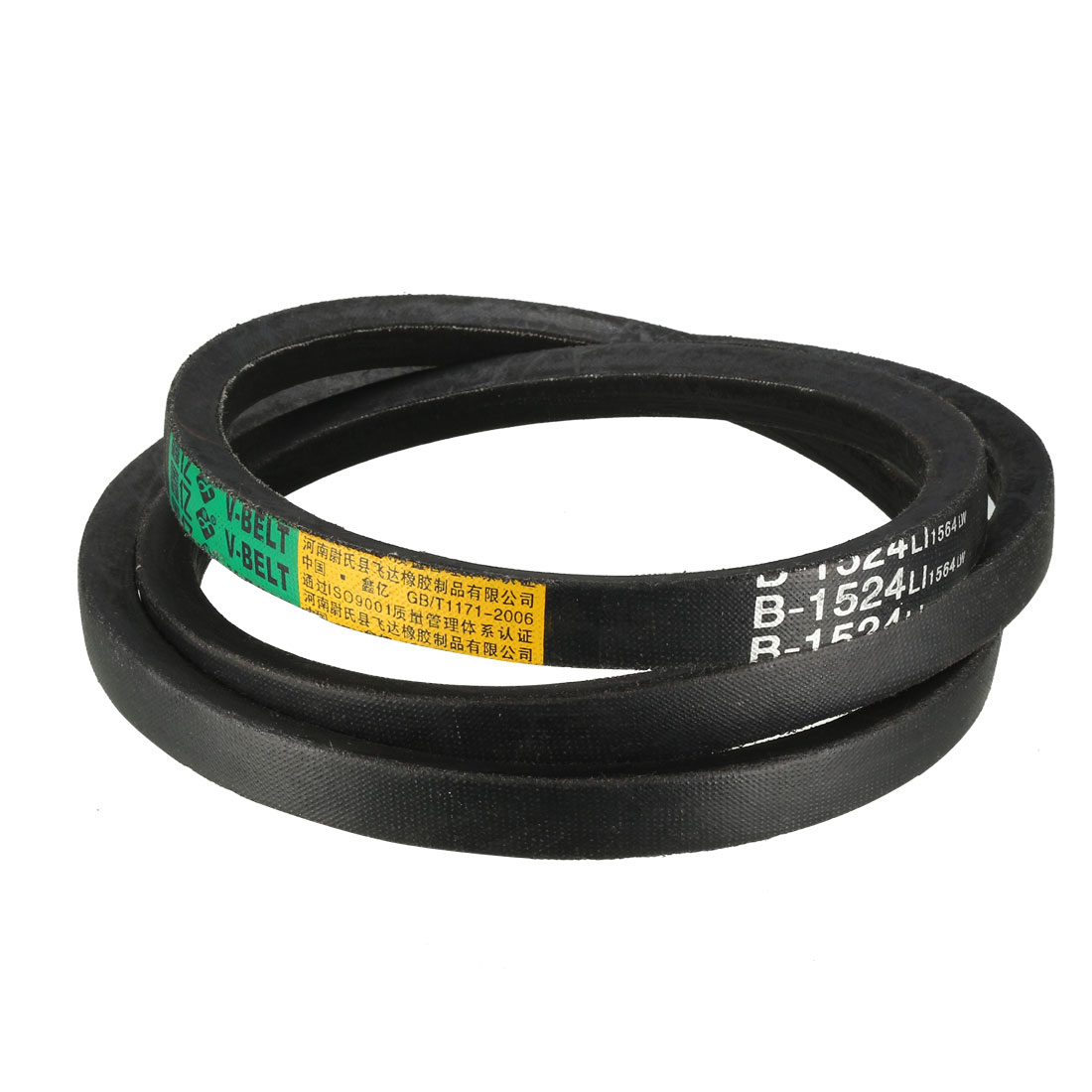 Uxcell B54-B76 Drive V-Belt Inner Girth 54 Inch-76 Inch Industrial Power Rubber Transmission Belt