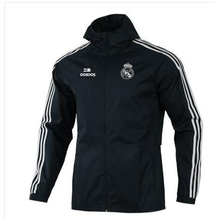 real-madrid-football-uniform-men's-sports-trench-coat-cw8642