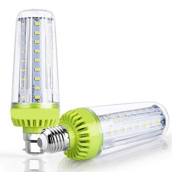 цена на 1-6Pcs LED Corn Light Bulb E26 E27 B22 Super Bright High Quality Epistar LED Chips AC85-265V 20W Equivalent 200W For Home Garage