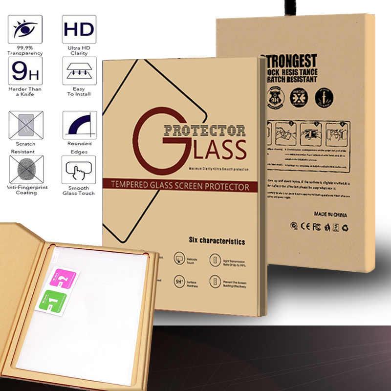 KK ve LL için Acer Iconia konuşma S/konuşma S A1-734-Tablet temperli cam ekran koruyucu 9H şeffaf Film kapak perakende paketi ile