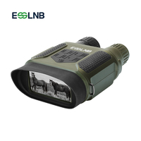 7X31 Binoculars Digital Night Vision Scope with 2 TFT LCD and 8GB TF Card Photo Camera Video Recorder 400m Infrared Binoculars