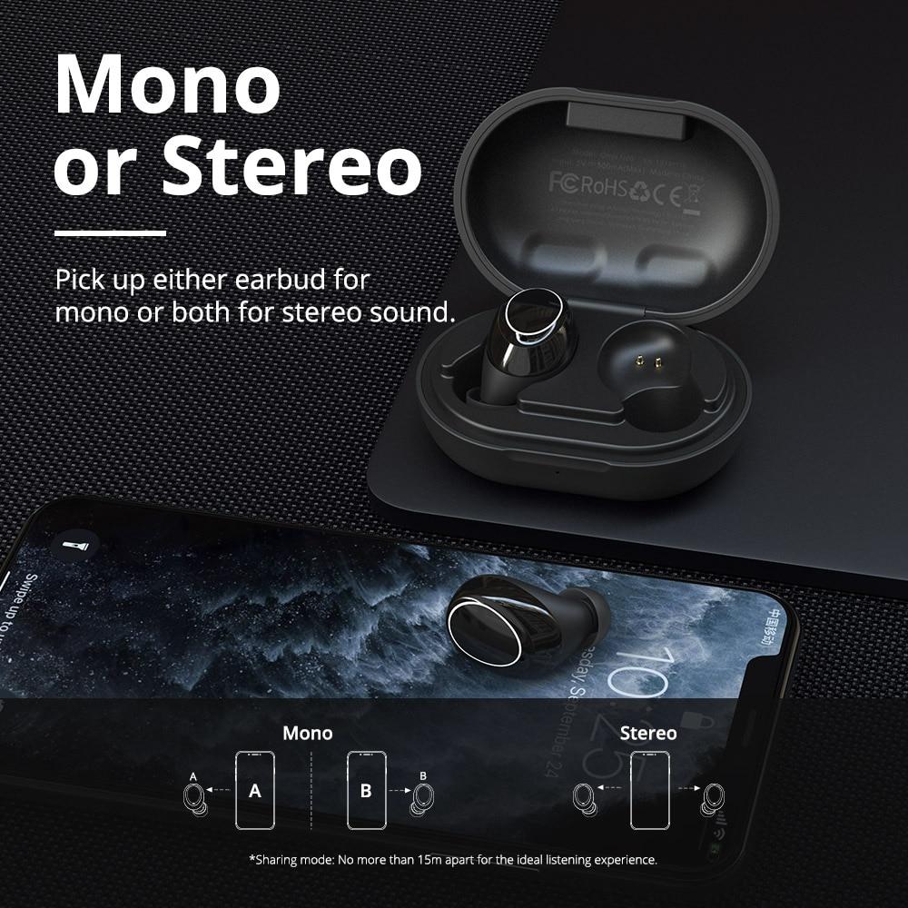 lowest price SANLEPUS TWS 5 0 Wireless Headphones Bluetooth Earphones Sports Earbuds Stereo Headset Handsfree Auriculares For Phones Xiaomi