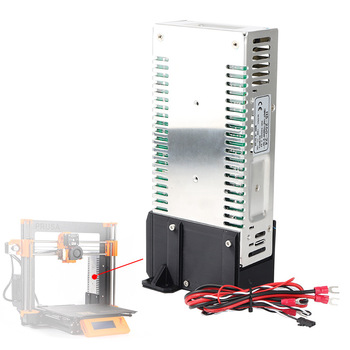 PSU 24V 250W High Quality Power panic and power supply kit assambled for Prusa i3 MK3 MK3S Einsy-Rambo board 3D printer parts