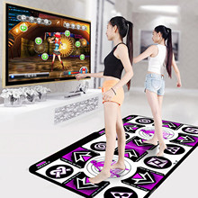 Dance-Mats Fitness Step-Pads Double-User for Pc Wireless Controll-Games -3 Non-Slip English
