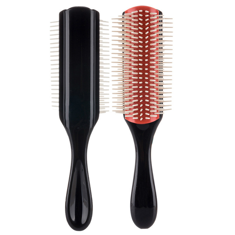 Tangle Detangle Hairbrush Hair Massage Comb Styling Brush Salon Hairdressing Straight Curly Hair Comb Hair Brush