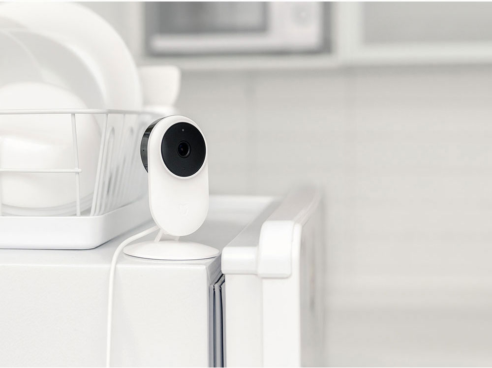 Xiaomi Mijia Smart Home IP Webcam 2.4G5.0GWiFi Wireless 1080P 130 Degree Wide Angle 10m Infrared Night Vision Cam APP Control (11)
