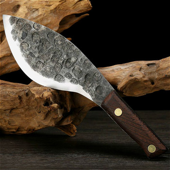 PEGASI Hand-forged high-manganese steel chef bone cleaver with thickened bone cleaver Household bone cleaver chef bone cleaver william cleaver wilkinson webster an ode
