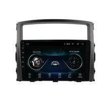 4G LTE Android 8,1 для Mitsubishi Pajero V93/V97 2007 2008- Мультимедиа стерео автомобильный dvd-плеер навигация gps радио