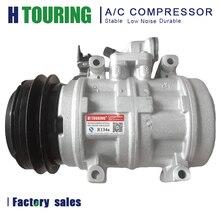 10P17C compressor for BENZ W126 1979 1991 0002341411 047200 6470 0002302511 A0002302511 1161310001 147100 1430 0002341411