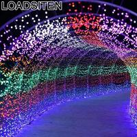 Valentine Curtain Indoor Tree Cortina Luci Natale De Navidad Luces Led Decoracion Christmas Outdoor Holiday Party Festival Light