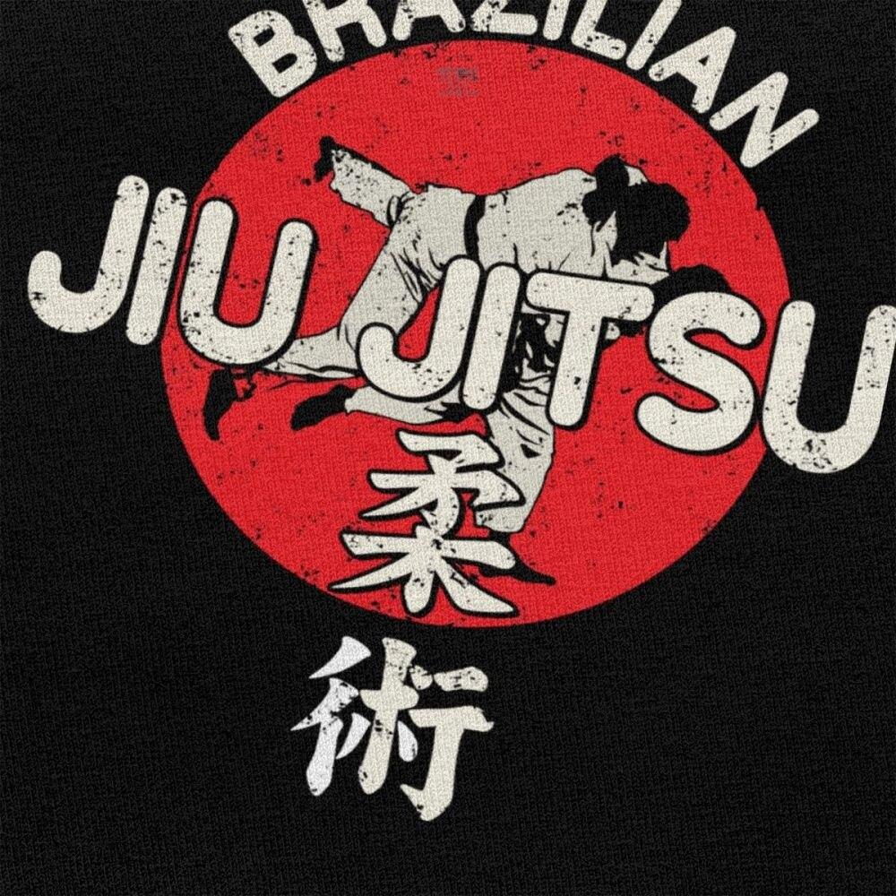 T-shirt Jiu jitsu brésilien Vintage