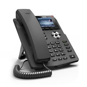 Image 3 - ใหม่ Fanvil X3S/X3SP/X3G SOHO โทรศัพท์ IP ไร้สายสมาร์ทโทรศัพท์สนับสนุน EHS ชุดหูฟังไร้สาย VoIP โทรศัพท์สำหรับบ้านสำนักงานธุรกิจ