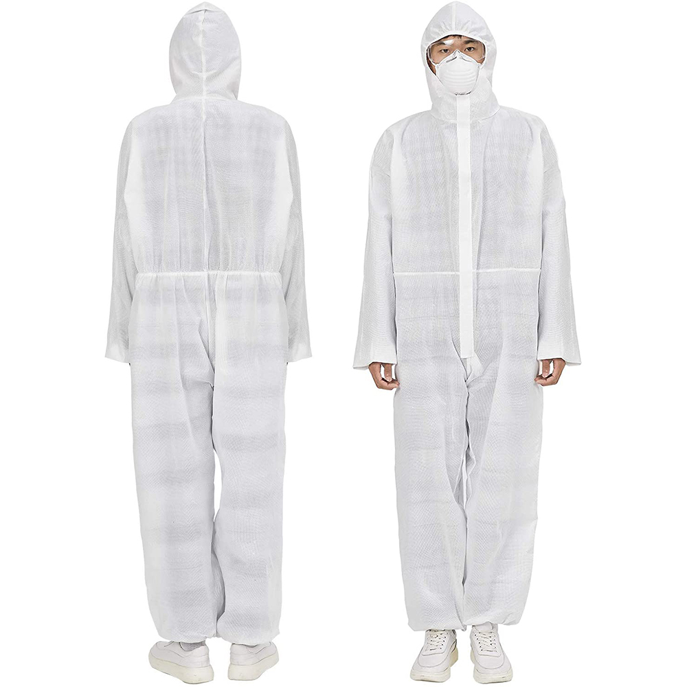 Anti Epidemic and Disposal Medical Protective Clothing and Antibacterial Isolation Suit for Hospital Staff
